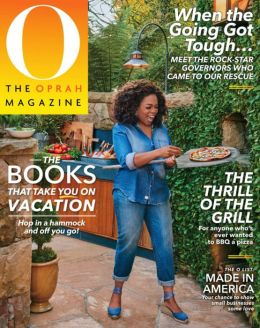 O, The Oprah Magazine - One Year Subscription