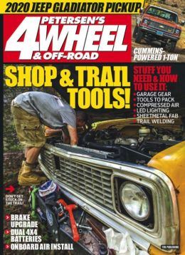 Petersons 4 Wheel and Off Road - One Year Subscription
