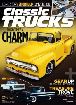 Classic Trucks - One Year Subscription