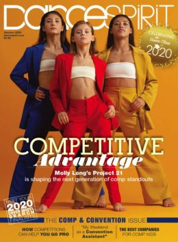 Dance Spirit - One Year Subscription
