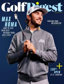 Golf Digest - One Year Subscription