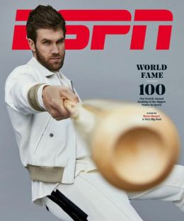 ESPN The Magazine - One Year Subscription