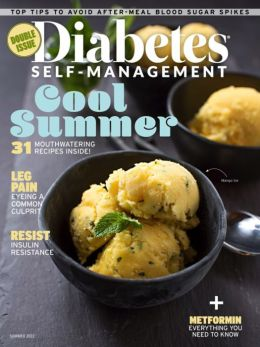 Diabetic Cooking - One Year Subscription