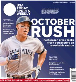 USA TODAY Sports Weekly - One Year Subscription