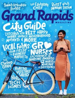 Grand Rapids Magazine - One Year Subscription