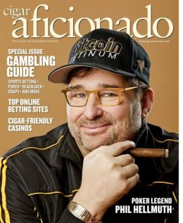 Cigar Aficionado - One Year Subscription