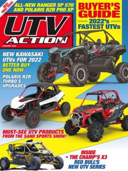 4-Wheel ATV Action - One Year Subscription