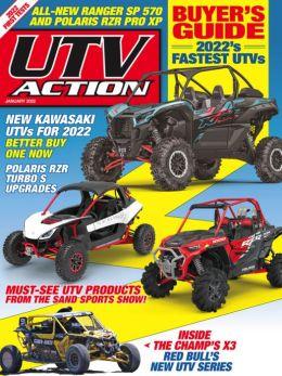 4-Wheel ATV Action - One Year Subscription