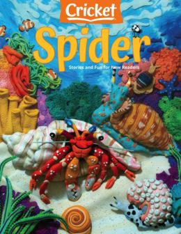 Spider - One Year Subscription