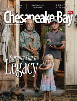 Chesapeake Bay Magazine - One Year Subscription