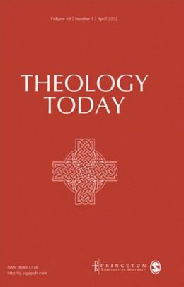 Theology Today - One Year Subscription