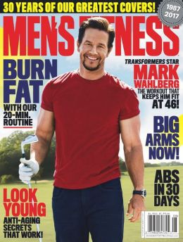 Men's Fitness - One Year Subscription