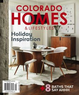 Colorado Homes & Lifestyles - One Year Subscription