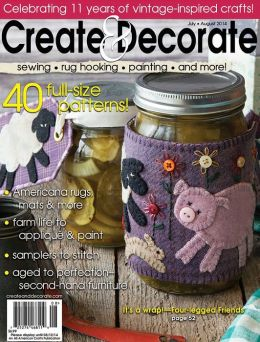 Create & Decorate - One Year Subscription