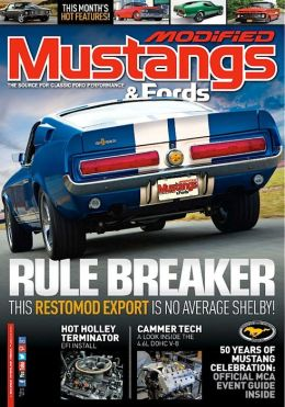 Modified Mustang & Fords - One Year Subscription