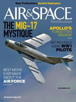 Air & Space - One Year Subscription