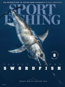 Sport Fishing - One Year Subscription