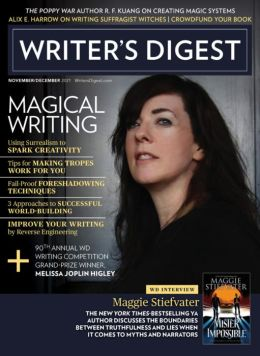 Writer's Digest - One Year Subscription