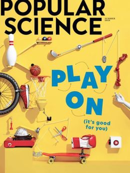 Popular Science - One Year Subscription