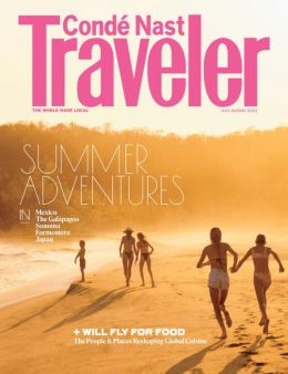 Condé  Nast Traveler - One Year Subscription