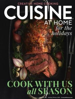 Cuisine at home - One Year Subscription