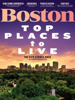 Boston - One Year Subscription