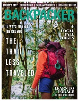 Backpacker - One Year Subscription