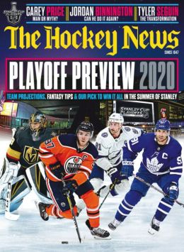 The Hockey News Canadian Edition - One Year Subscription