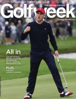 Golfweek - One Year Subscription