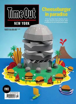 Time Out New York - One Year Subscription