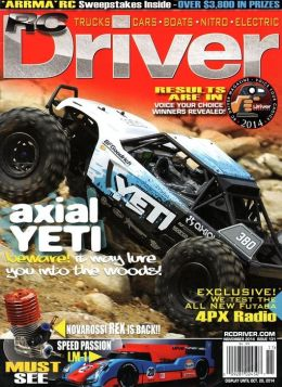RC Driver - One Year Subscription