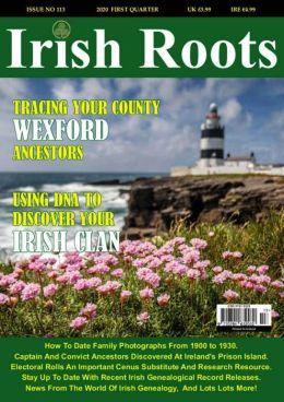 Irish Roots - One year subscription