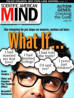 Scientific American Mind - One Year Subscription