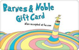 Oh the Places You'll Go Gift Card