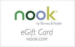 NOOK eGift Card