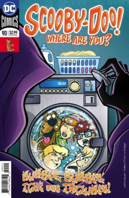 Scooby-Doo-Where are You? - One Year Subscription