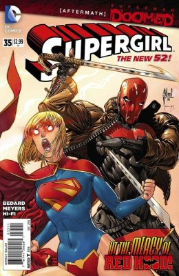 Supergirl - One Year Subscription