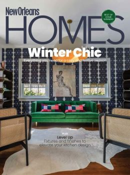 New Orleans Homes & Lifestyles - Three Years Subscription