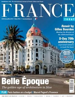 France Today - One Year Subscription