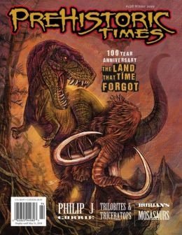 Prehistoric Times - One Year Subscription