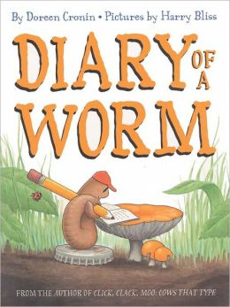 Diary of a Worm: Diary Series, Book 2