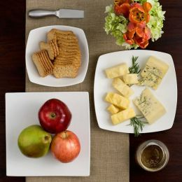 Fruit and Cheese Pairing Basket