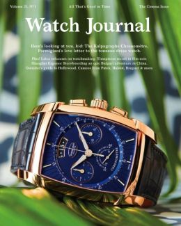 Watch Journal - One Year Subscription