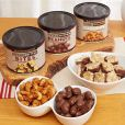 Product Image. Title: Hammond's Snack Tins, Set of 3