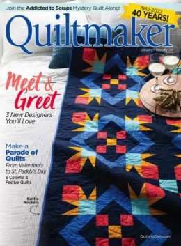 Quiltmaker - One Year Subscription