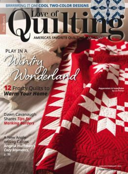 Love of Quilting - One Year Subscription
