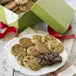 Signature Chewy Cookie Sampler