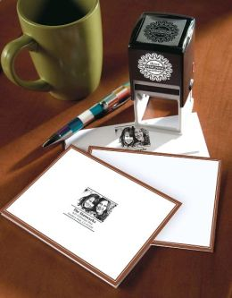 Three Designing Women Personalized Photo Stamp