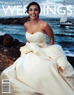 Caribbean Belle Weddings - One Year Subscription