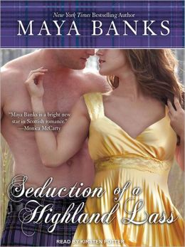 Seduction of a Highland Lass: Highlander Series, Book 2